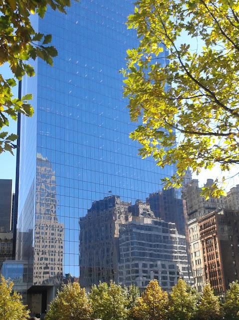Mirror Skyscraper, Ground zero