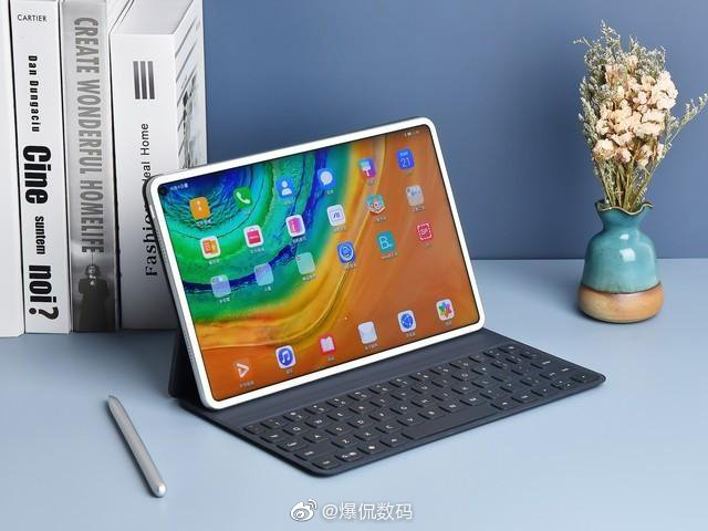 Huawei MatePad Pro retail box, screensaver, specs and renders unveiled the day before launch