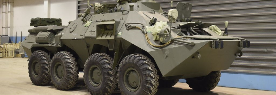 ЗС РФ отримали нові комплекси управління артилерійським вогнем