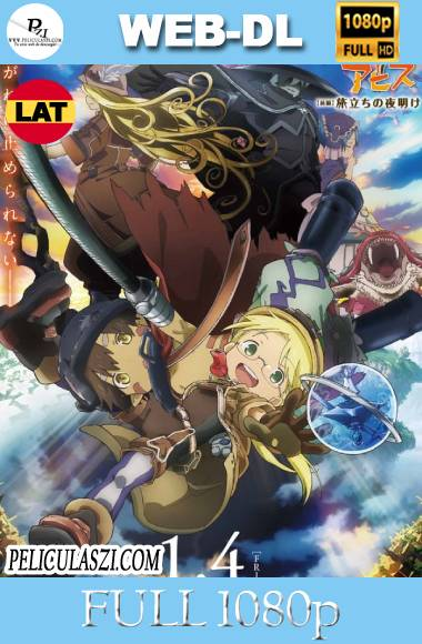 Made in Abyss: Journey's Dawn (2019) Full HD WEB-DL 1080p Latino