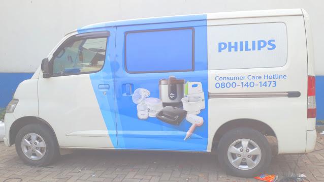 jasa branding grandmax philips