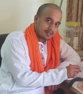 साहित्यकार अंकुर सिंह ने दी शुभकामनाएं  | #NayaSaberaNetwork