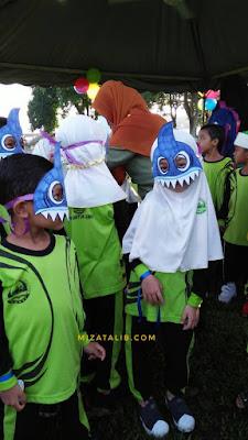 Cik Qilah Sport Day, sukan pasti, sukan tahunan, tips anak sihat cerdas dan cergas, badan sihat otak cergas, Anak-anak pasti, pra sekolah
