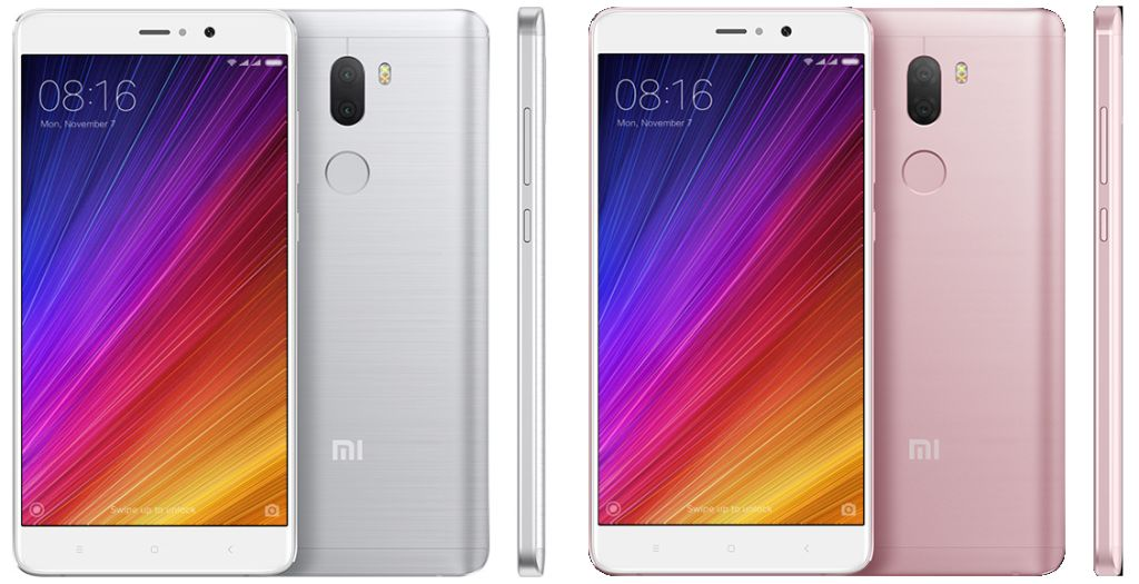 Xiaomi Mi 5s Plus (2016) with Specifications and Prices