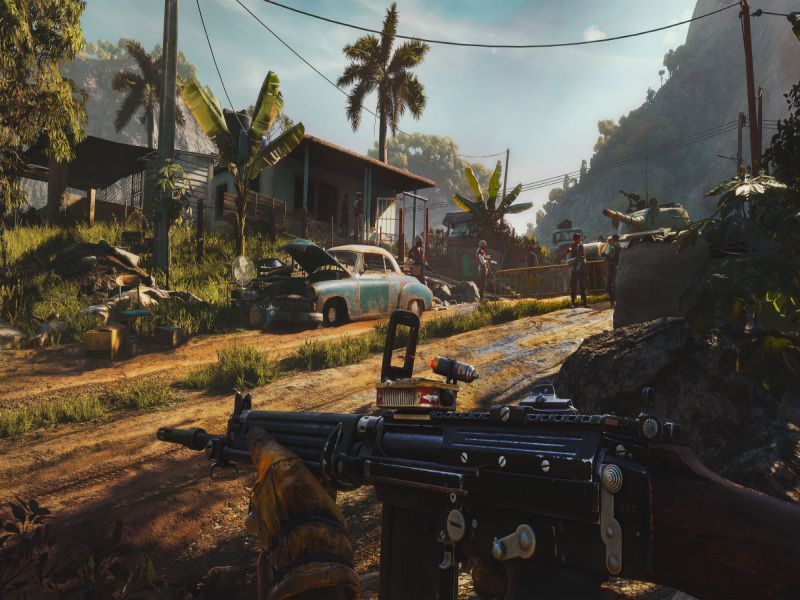 Download Far Cry 6 Free Full Game For PC