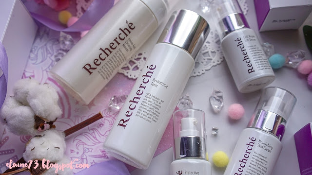 Sustainable Plant-based Skincare from Recherché - A Skincare Review by Elaine 15