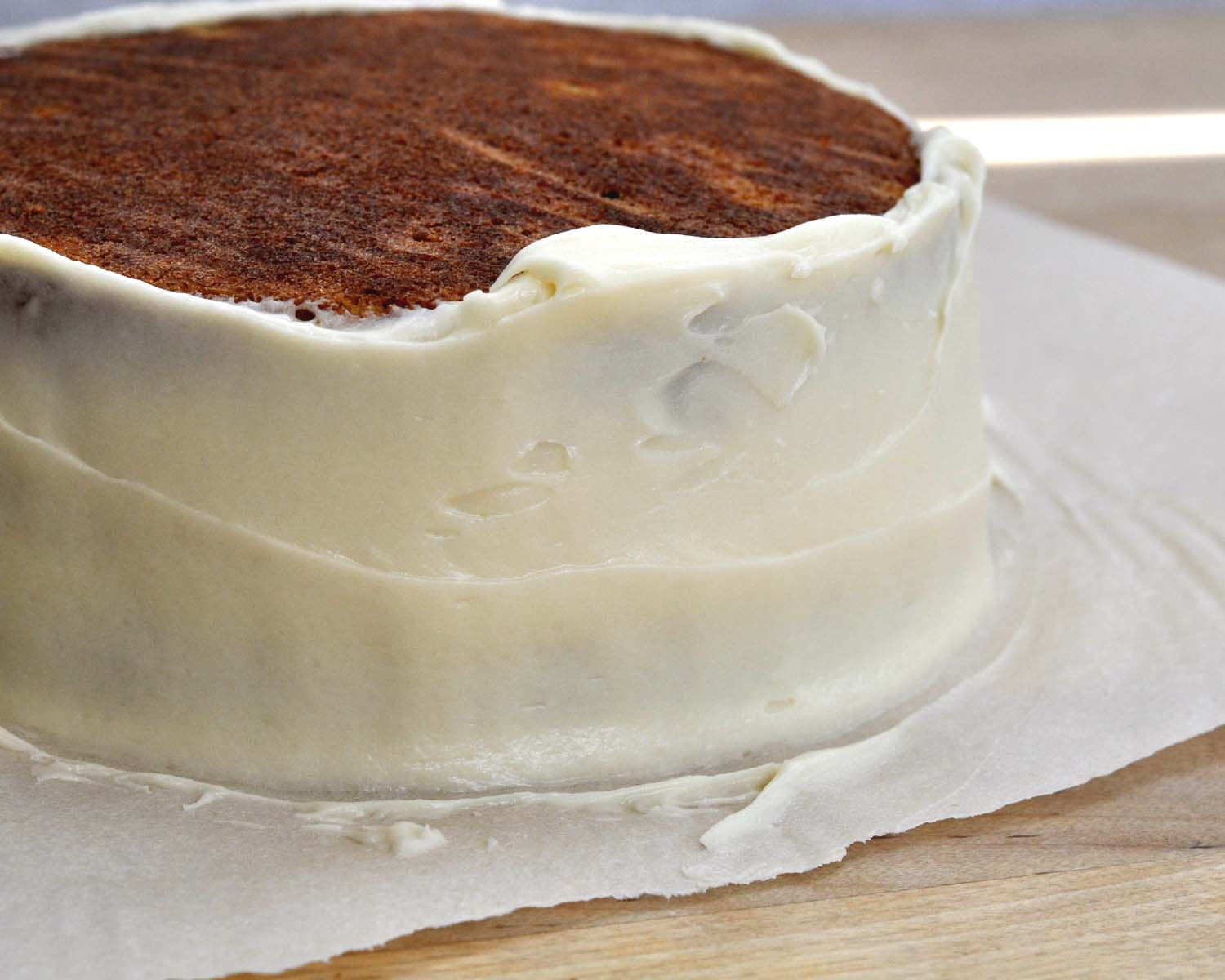 Ice Cream Cake Icing Recipes: Beki Cook's Cake Blog: Carrot Cake With Cream Cheese