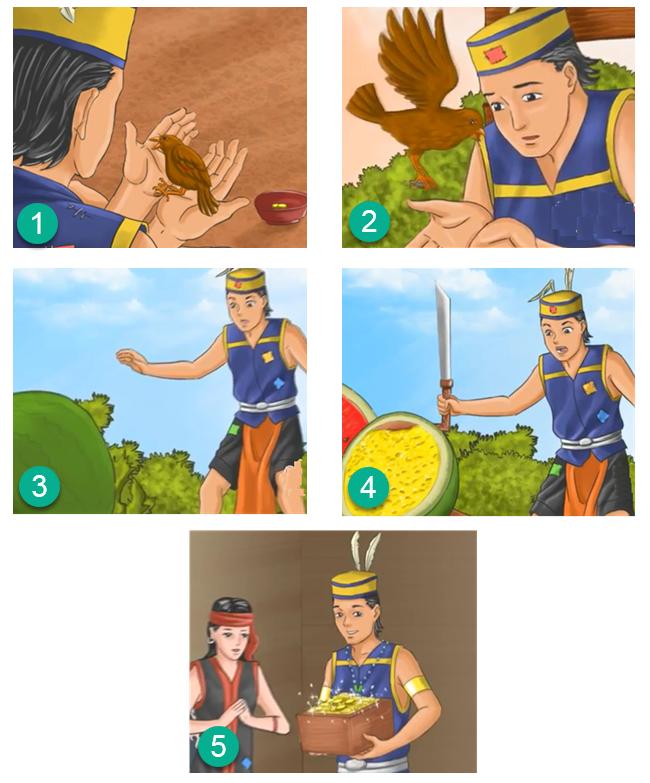 Petani yang Baik Hati