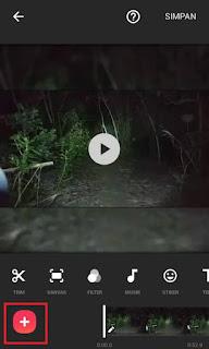 Cara Menggabungkan Video Di Android Menggunakan Aplikasi InShot