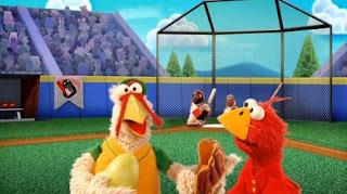 Sesame Street Elmo The Musical Bird the Musical.1
