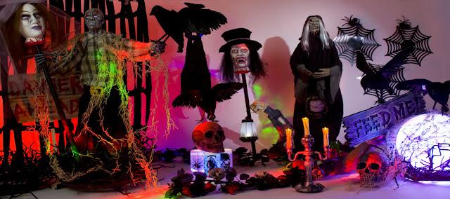 Mãe Sem Frescura - Que tal uma festa de Halloween super divertida e rica em detalhes! – Rica Festa 1
