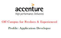 Accenture-Application-Developer-Jobs