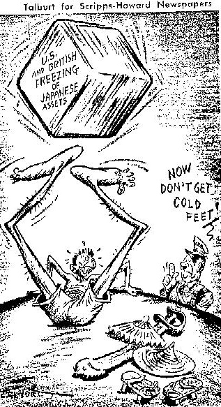 Harold Talburt cartoon, 26 July 1941 worldwartwo.filminspector.com
