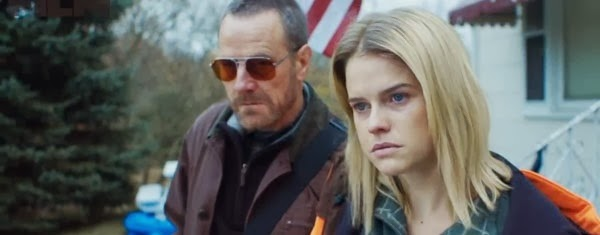 Bryan Cranston e Alice Eve no trailer legendado do suspense DINHEIRO SUJO
