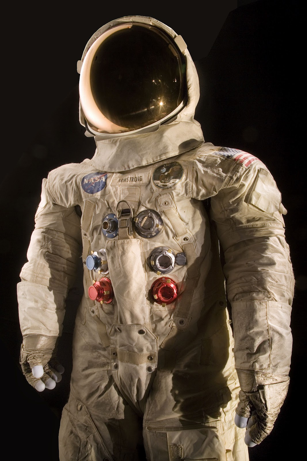 apollo space suit development - photo #13