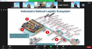 Delegasi Indonesia Pada Sidang FAL 45 IMO Paparkan Sistem Layanan Digital di Pelabuhan