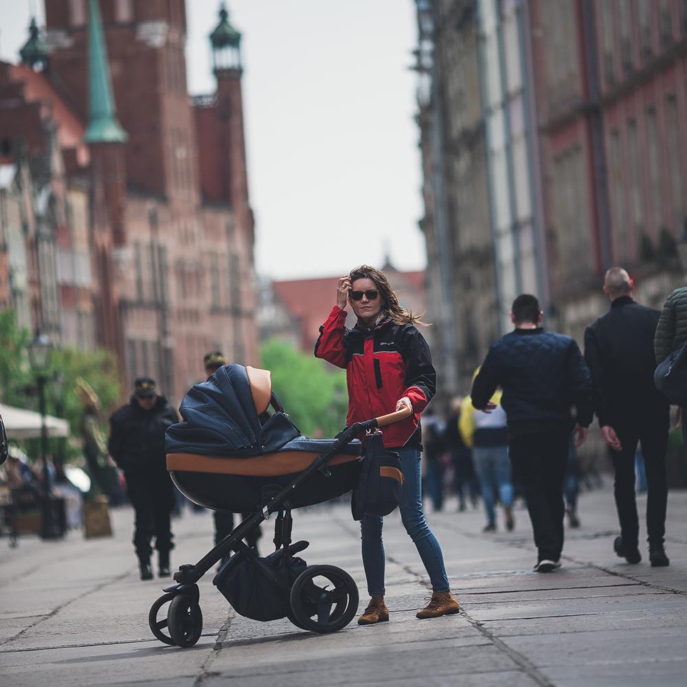 Gdańsk wózek dziecko