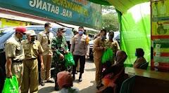 Bupati Batang Mengapresiasi Suksesnya Pelaksanaan TMMD Sekuyung Tahap 1 2020 Kodim Batang