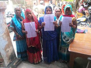 दबंगों के भय से बेघर हुये कई परिवार, दर—दर भटकने के लिये मजबूर महिलाओं ने की सुरक्षा की मांग | #NayaSaveraNetwork