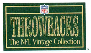 Throwbacks - The NFL Vintage Collection logo