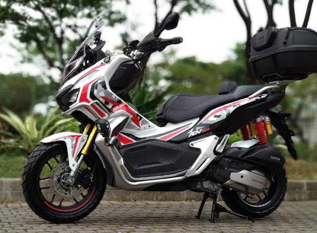 Modifikasi Honda ADV 150 Indonesia