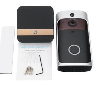 kit video citofono campanello ip wifi