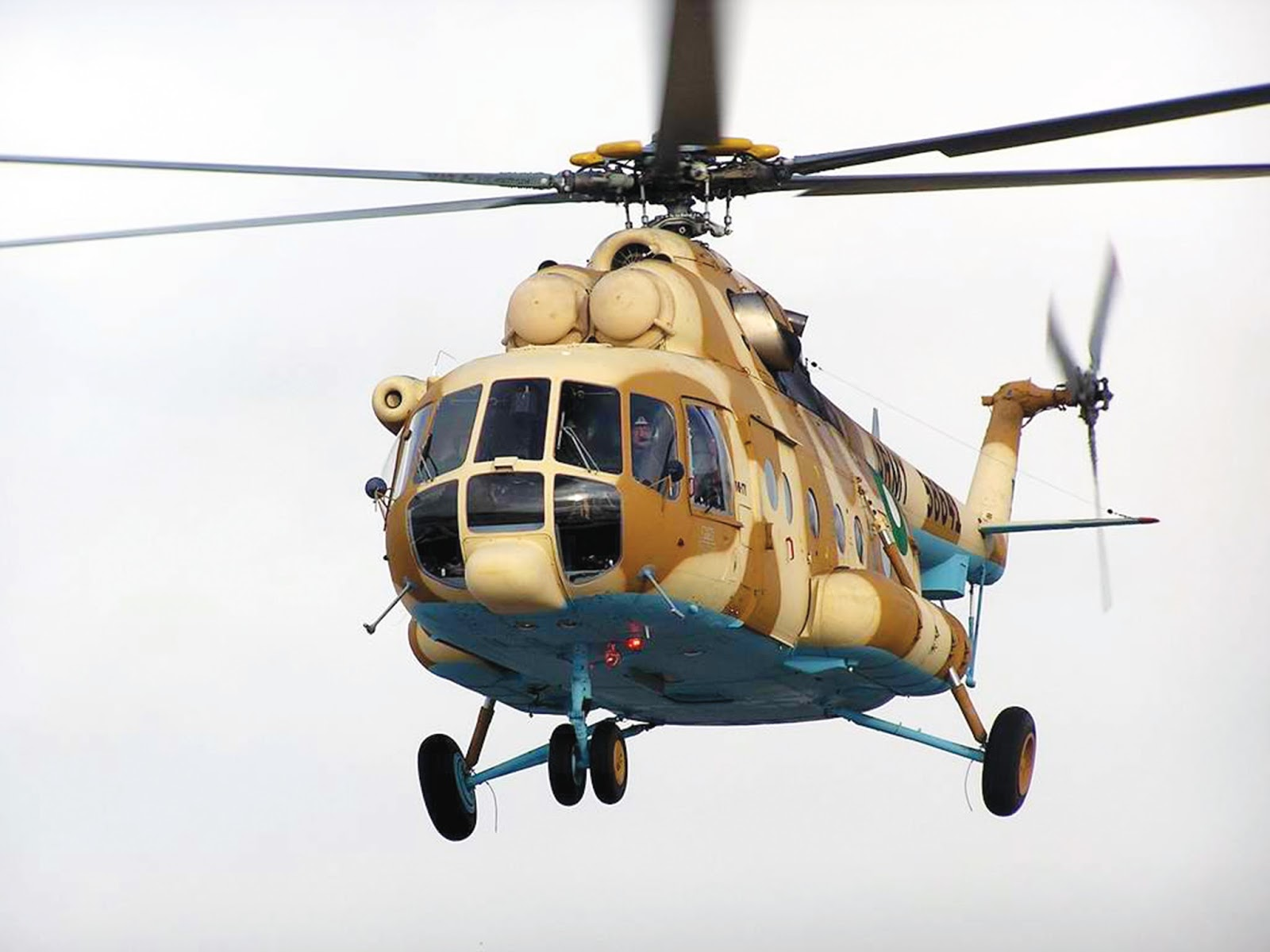 2015 Pakistan Army Mil Mi-17 crash