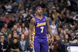 Isaiah Thomas Los Angeles Lakers
