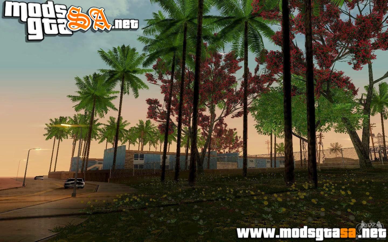 SA - Project Oblivion - Sunny Summer (Nova Vegetação)