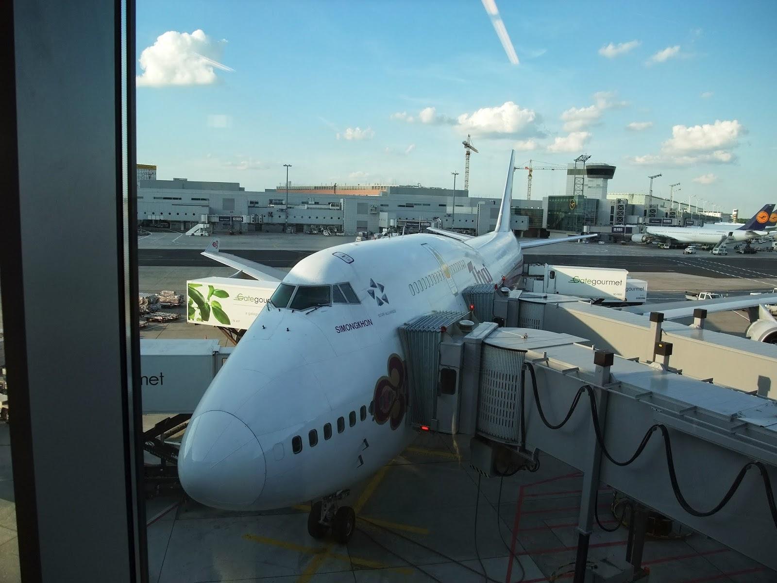 德國 - 法蘭克福機場 (Frankfurt airport. FRA)