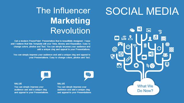 Social Media Marketing PowerPoint
