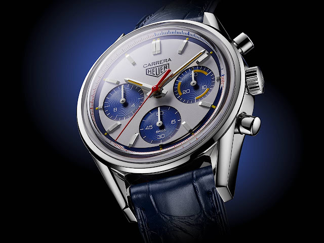 TAG Heuer Carrera 160 Years Montreal Limited Edition Ref. CBK221C