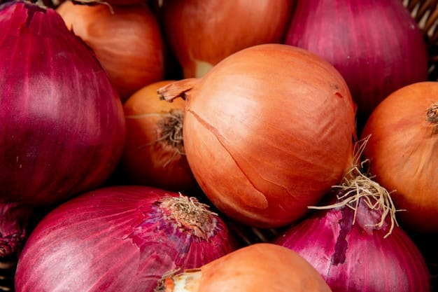 Onions and its benefits for sex of all kinds