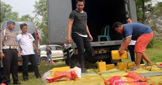 Indonesia Dapat Kiriman Sabu dari China Lagi, Kali Ini 50 Kilogram