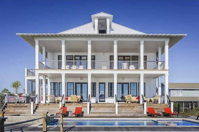 Casa lujosa con piscina
