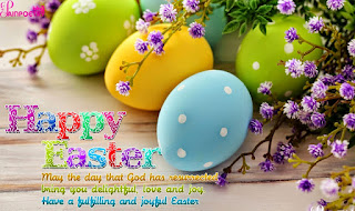 Happy Easter Messages 2018
