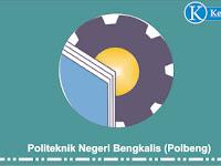 Pendaftaran Mahasiswa Baru POLBENG TA 2020/2021