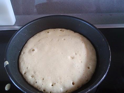 Elaboración de tortitas americanas