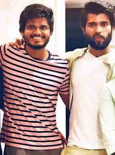 Anand Devarakonda With His Brother