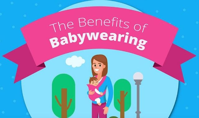 The Many Advantages of Babywearing!