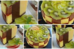 Resep Pudding Cake Lapis Lembut dan Adem2 Nyess Bund Nikmat Deh Nih Apalagi Si Kecil Sukaakk