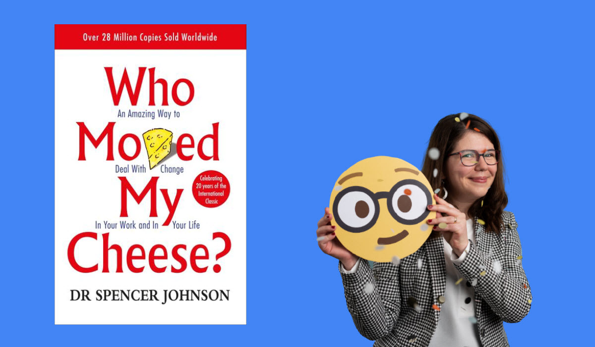 book review 6 Learnings About Change from Who Moved My Cheese by Dr Spencer Johnson