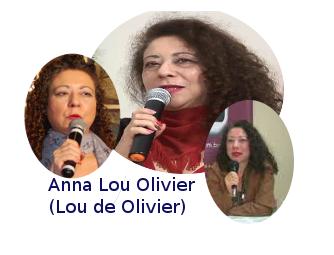 Morre Anna Lou de Olivier