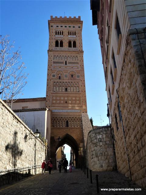 qué ver en Teruel en 1 día