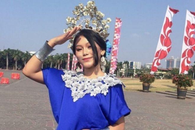 JELSY AWALIYAH - Gadis Cantik Keturunan Bugis Bone Lolos Liga Dangdut Indosiar 2020