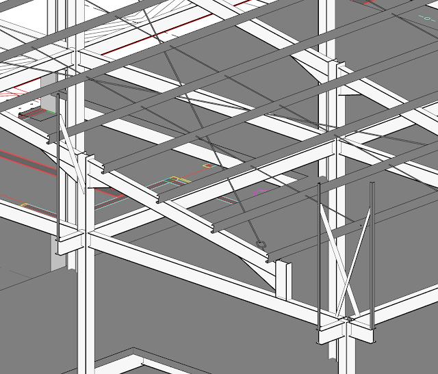 003-struktur-atap-showroom