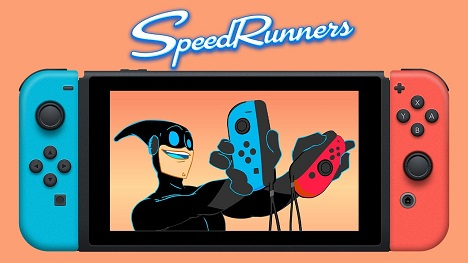 SpeedRunners Reveal Trailer