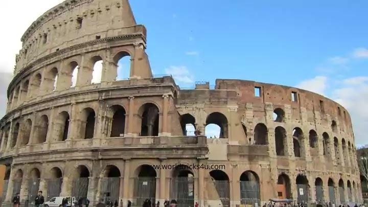 कोलोजियम The Roman Colosscum (Rome )