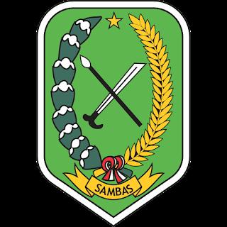 Logo Kabupaten Sambas Vector
