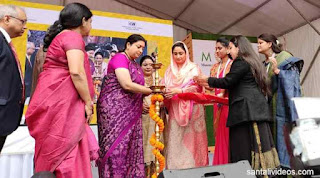 organic food fest 2020 new delhi ,santalivideos.com